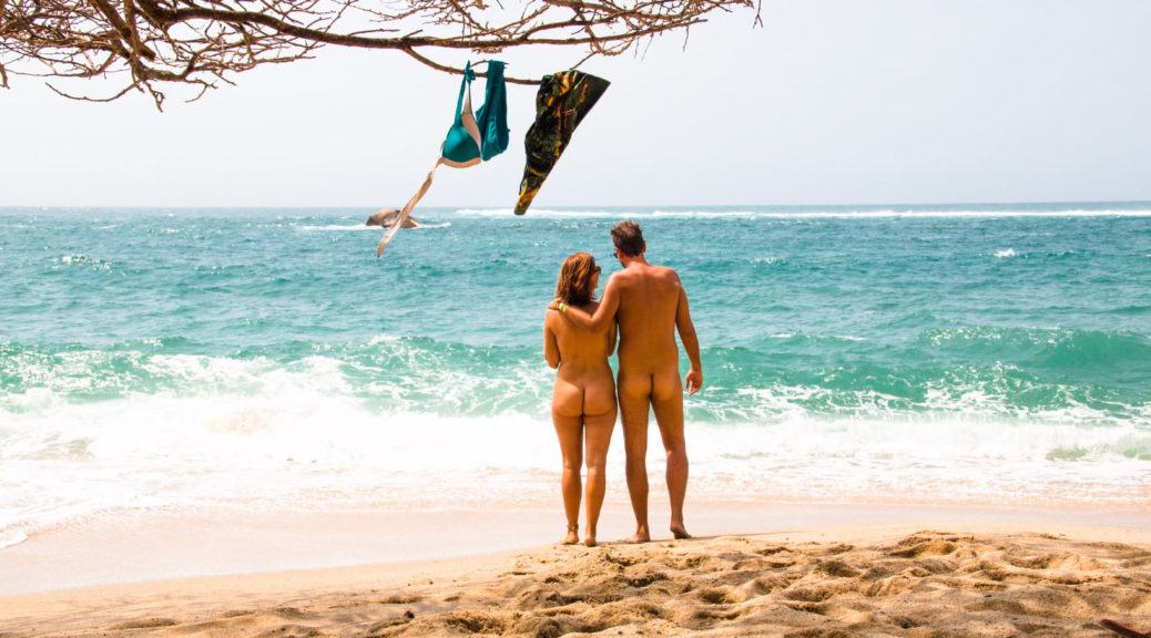 How to Keep Your Belongings Safe at the Nude Beach