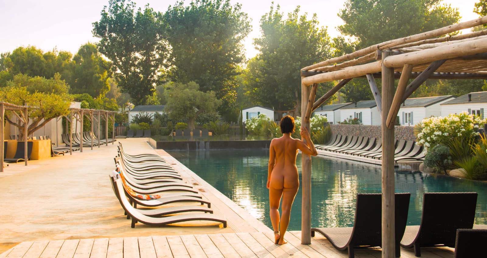 European Countries with a Nude Spa Culture
