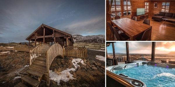 Golden Circle Cabin in Iceland