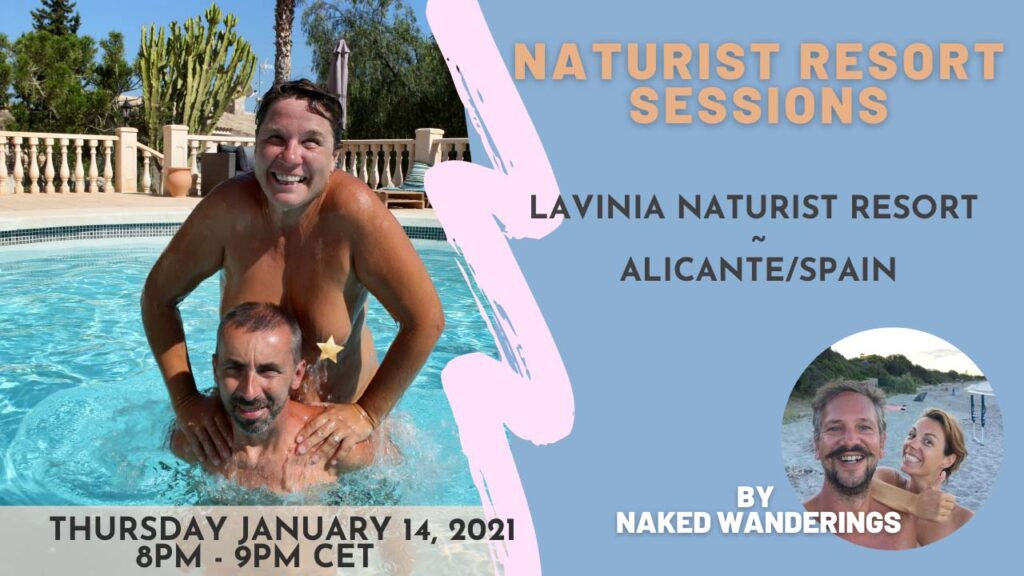 Naturist Resort Sessions: Lavinia Naturist Resort