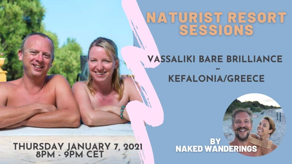 Naturist Resort Sessions: Vassaliki Bare Brilliance