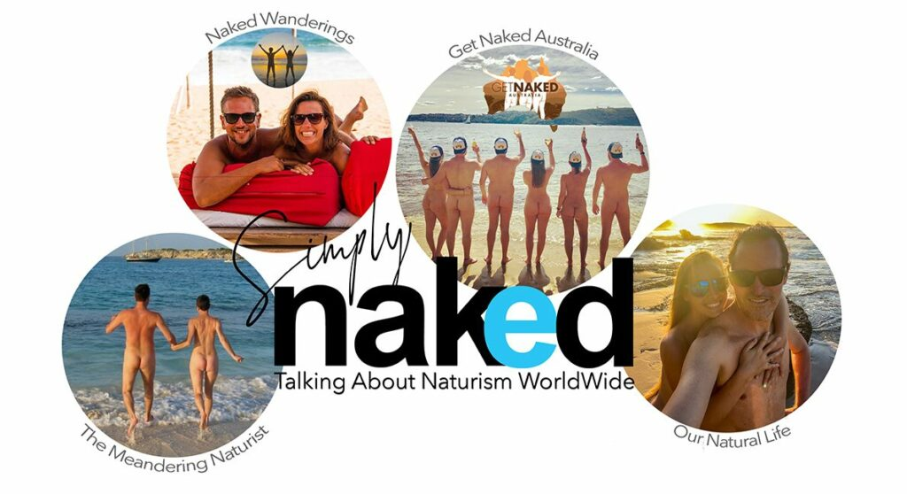 Simply Naked Banner