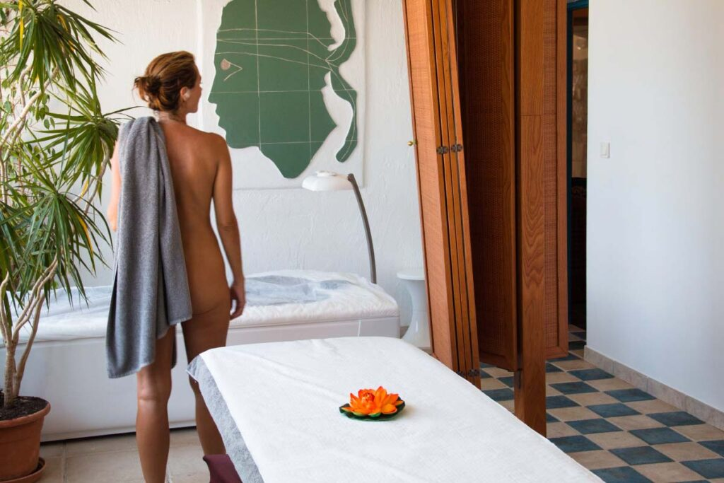 The European Spa Etiquette