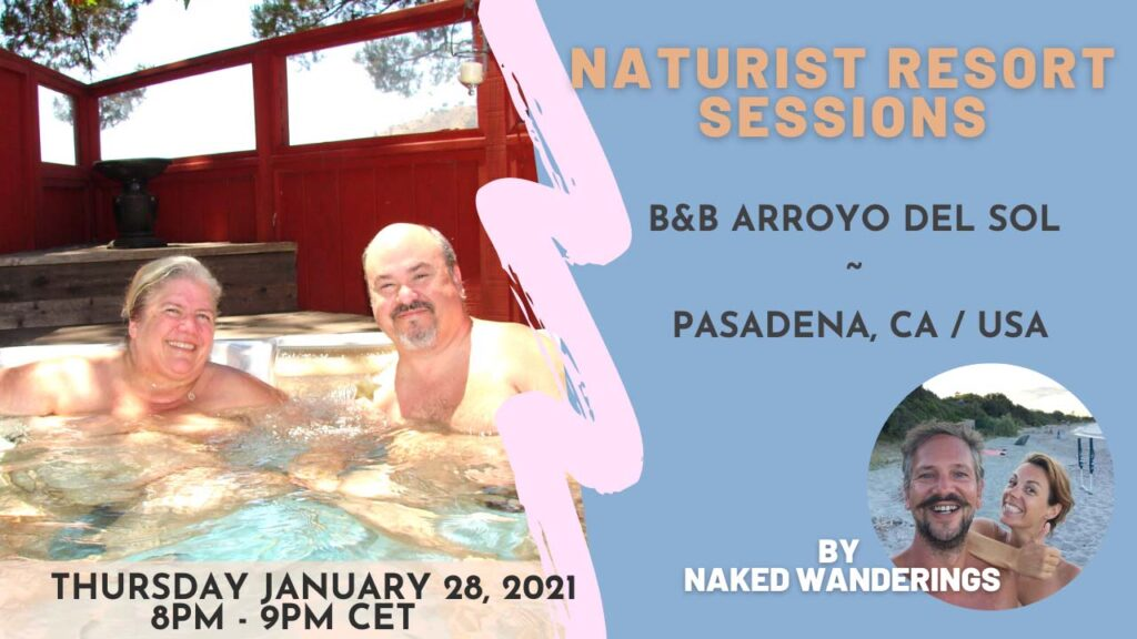 Naturist Resort Sessions: Arroyo del Sol, California