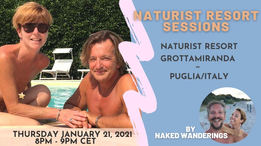 Naturist Resort Sessions: Grottamiranda in Italy