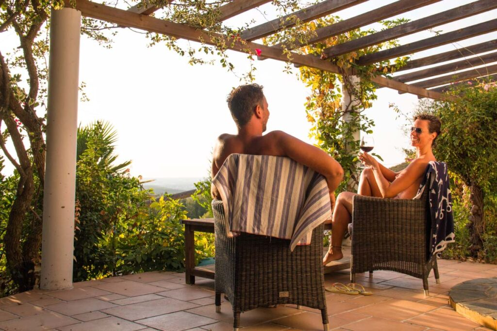 The Different types of naturist accommodations
