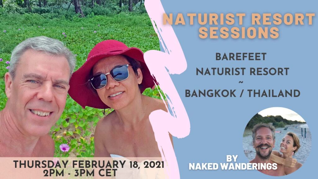 Naturist Resort Sessions: Barefeet Naturist Resort