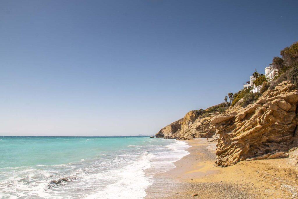 The Nude Beaches around Benidorm