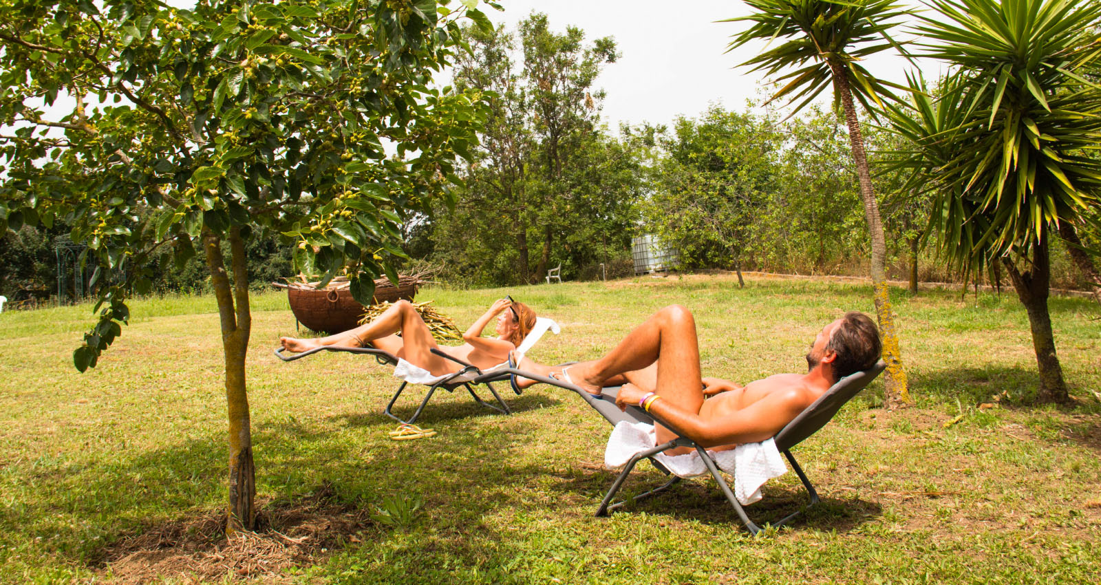 8 Fun Things That You can do at a Naturist Resort