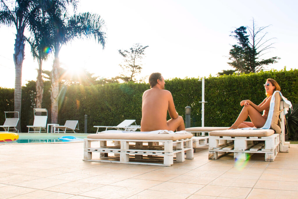 Our Big Naked Italian Road Trip