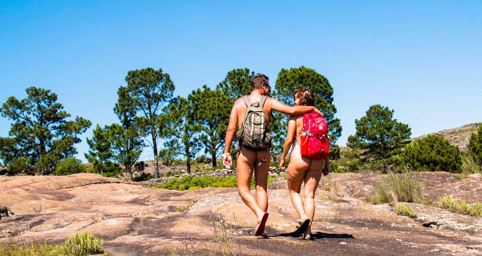 Long-Term Traveling as a Naturist Couple: Our Experience