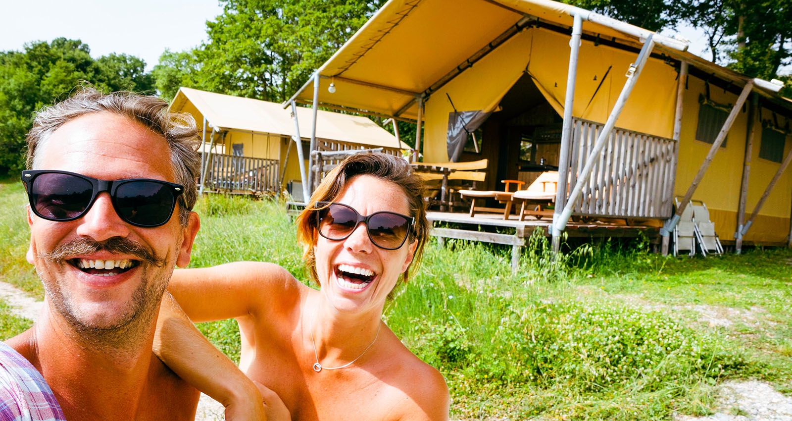 The things we often miss while glamping