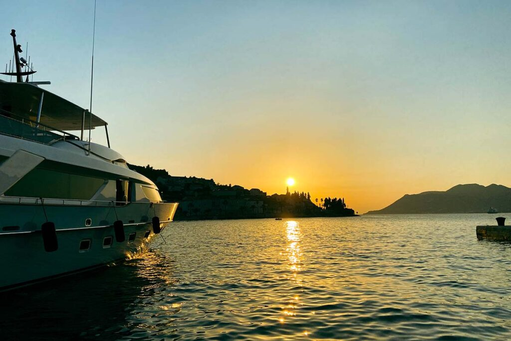 The Katarina Line Naturist Cruise in Croatia
