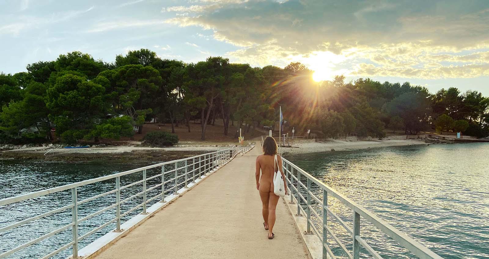 Review: Koversada Naturist Park in Istria, Croatia